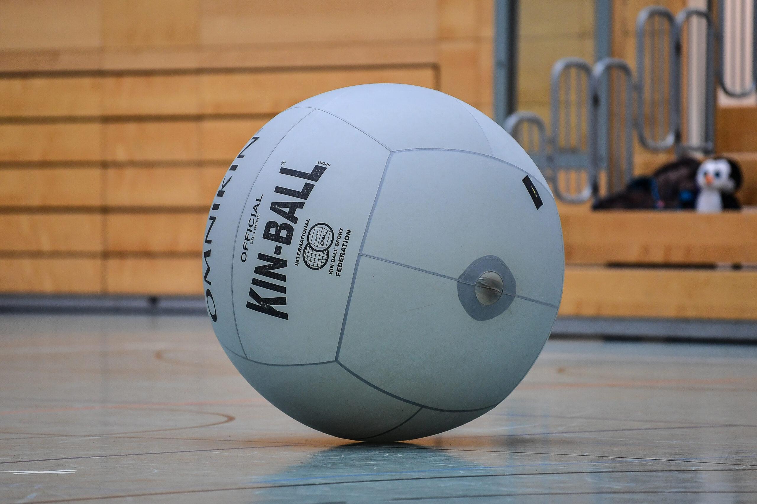 Spielordnung für die Kin-Ball Bundesliga